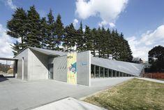tani_01_Keizo_Kioku Exhibition Space, Design