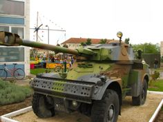 AML-90 Armoured Personnel Carrier, Military Equipment, Armored Vehicles, Warfare, Military Vehicles, Tanks, France, History, Army Vehicles