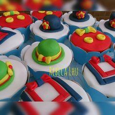 Cupcakes!! #cupcakespatatipatata #rebecalhu