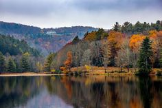 Bass Lake, Blowing Rock, NC