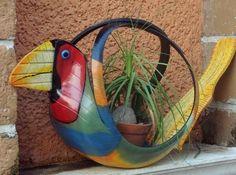 perroquet pneu