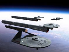 Star Trek TOS ships