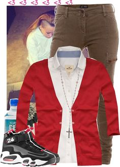 """Happy Valentine's Day {Ashley}"" by kissmyjays-xo ❤ liked on Polyvore"