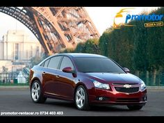 2009 Chevrolet Cruze Reveal On The Eve Of Paris