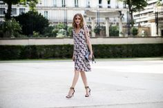 Street style fashion during Haute Couture has transformed over the years. At each show you'll see showgoers in everything from streamlined silhouettes to billowing ballgowns and truth be told…