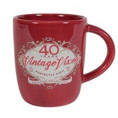 Laid Back CF12046 40th Birthday Vintage Vixen Ceramic Mug, 12-Ounce Laid Back http://www.amazon.com/dp/B0091WQ38Q/ref=cm_sw_r_pi_dp_TqP2ub1TKTMAA