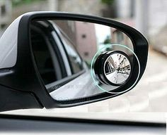 Brand new  Colour: Black, material: Plastic, mirror, effectively expand visual angle  Abs with adhesive on the back, easy stick-on, rip the sticker off the mirror to apply it your car back-up mirror easily  Adjustable mirror rotation for different traffics, rotate to adjust the mirror itself change the mirror tilt direction  Suitable for interior or exterior use Mirror Set, Car Mirror, Rear View Mirror, Driving Safety, Shopping Hacks, Online Shopping, Car Ins, Car Accessories, Blinds