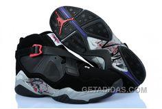 low priced f6a00 ab898 Air Jordan 8.0 Black Varsity Red Flint Grey White Livraison Gratuite, Price    71.00 - Adidas Shoes,Adidas Nmd,Superstar,Originals
