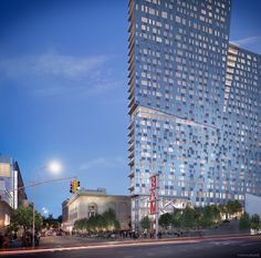 TEN Arquitectos' Brooklyn Tower Nearing Completion,Courtesy of TEN Arquitectos