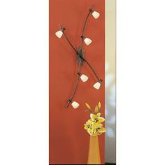 Eglo Ona 6-Light Antique Brown Transitional Lighting Track-20159A at The Home Depot