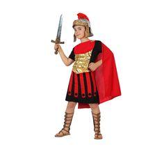 #Disfraz de #Guerrero #Romano para #niños                              …