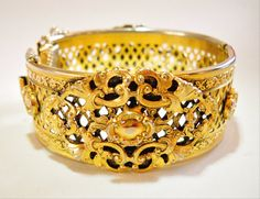 gold A TeamLove CIJ treasury by Nicki on Etsy