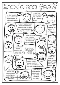 Printables Self Control Worksheets self control and worksheets on pinterest board game worksheet free esl printable made by