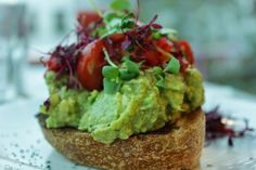 Avocadocrème bei Jamie Oliver
