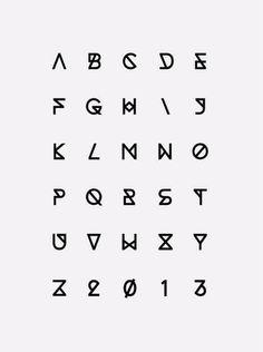 90 Beautiful Typography Alphabet Designs (Part www. Ways to Improve Your Typography Alphabet Design, Tattoo Schrift Alphabet, Tattoo Fonts Alphabet, Typography Letters, Hand Lettering, Typography Logo, Cute Fonts Alphabet, Typography Served, Lettering Styles, Lettering Tutorial