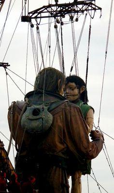 Sea Odyssey - Royal de Luxe.