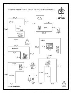 worksheets for finding perimeter of irregular shapes