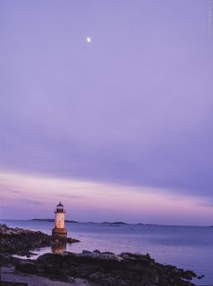 Salem Lighthouse on Velvia by Brian Gilman, via 500px