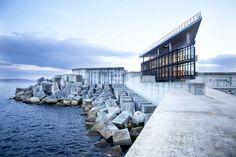 CCS Control and Services Center for the Port Authority of Ferrol. (Spain). Diaz & Diaz Arquitectos