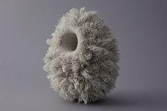 Organic Sculpture, Sculpture Techniques, Clay Texture, Creepy Art, Rowan, Seashells, Cover Art, Sculptures, Patterns
