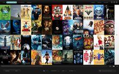 Warner Bros. Digital Everywhere by Andy Gugel, via Behance