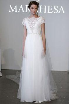 Brautkleider für den Frühling: Traumhaft, Trendy, Tüll Image: 7