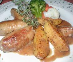 eskalopki wieprzowe z warzywami Meat, Chicken, Food, Essen, Meals, Yemek, Eten, Cubs