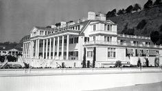 Marion Davies Beach House built for her by William Randolph Hearst