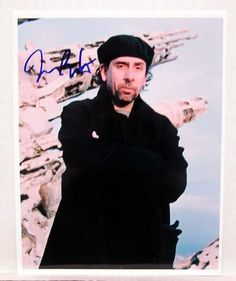 Autograph 8x10 Photo Tim Burton Direct Alice Wonderland | eBay