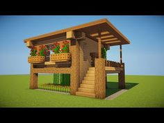 http://minecraftstream.com/minecraft-tutorials/next-level-survival-how-to-build-a-survival-house-in-minecraft/ - NEXT LEVEL SURVIVAL! How to build a SURVIVAL HOUSE in Minecraft! If you want to build a survival house that will change your minecraft experience forever, you need to watch this video! How to build a SURVIVAL HOUSE in Minecraft! Easy, Tiny and cute survival house that's efficient with a farm! Everything you need! ► Follow My Social Media! ● Twitter:...