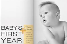 LNordstrom_Behind the Shutter Articles... Baby's first year