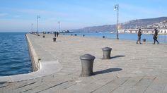 il Molo Audace, Trieste