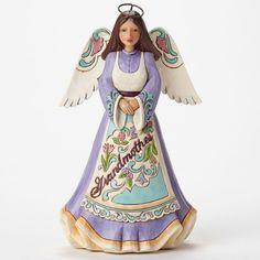 Jim Shore Grandmother Angel