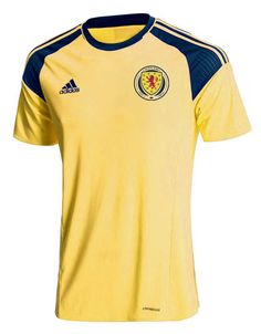 Scotland 2016 Adidas Away Kit