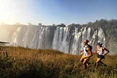 Runtheworld ..and the next race of Run the World  will be the Mosi Oa Tunya Victoria Falls Trail in Zambia.. Take a look at all our race on www.runtheworld.it — with Patrizio Bogni. #TrailRunning