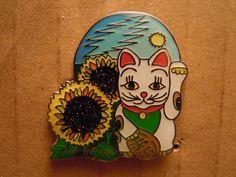August West Bear Hat Pin Grateful Dead Warf Rat dancing bears pins