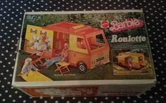 Camper barbie vintage Mattel - anni '70 | Giocattoli e modellismo, Bambole e accessori, Bambole fashion | eBay!