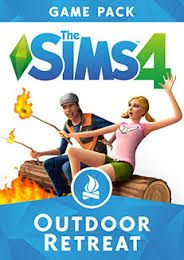 Sims 4 expansion packs - outdoor retreat
