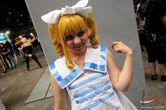 Lizzy - Kuroshitsuji - Ciel in Wonderland- Animextreme 2013
