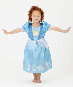 Disney Cinderella Snow White Reversible Dress Up. This Disney Cinderella Snow White Reversible Dress Up is the perfect dressing up outfit for little princesses – a reversible dress that transforms from Cinderella to Snow White in seconds!