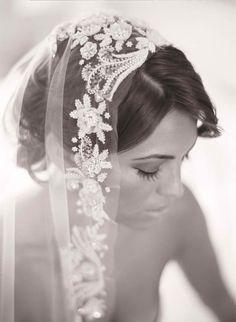 選擇新娘頭紗意見