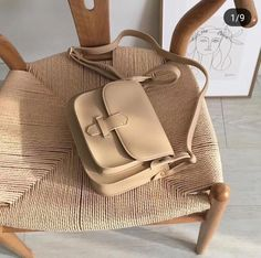 find me: ! Korean Aesthetic, Brown Aesthetic, Backpack Outfit, Fashion Backpack, Shades Of Beige, Designer Shoulder Bags, Trendy Accessories, Shopper, Cute Bags
