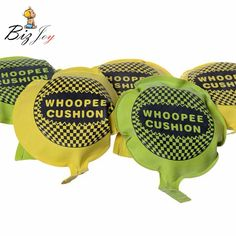 Pranks Maker Trick Funny Toy Fart Pad Fashion Whoopee Cushion Jokes Gags for sale online Ps I Love You, Vinyl Wall Quotes, Novelty Toys, Funny Toys, Creativity Quotes, Wall Patterns, Toys For Boys
