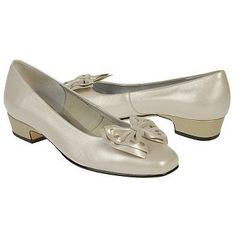 Ros Hommerson Dante Shoes (Bone/Platino) - Women's Shoes - 10.0 N