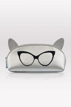 Cat Ear Sunglasses Pouch | PERVERSE sunglasses