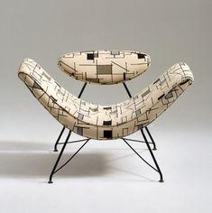 Martin Eisler Chair (1955)
