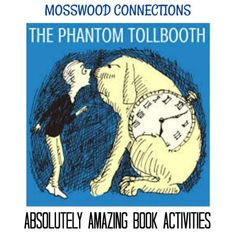 The Phantom Tollbooth Absolutely Amazing Book Activities Book Lesson Plan and Teacher Resource