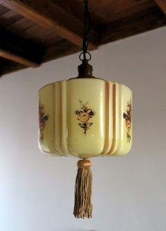 Online veilinghuis catawiki art deco hanglamp met bronzen sierketting verlichting pinterest - Deco oud huis met balk ...