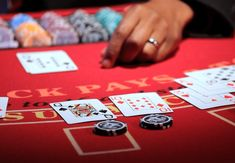 If you love blackjack, you face a clear question. Are you playing blackjack live or both online? You may already have a preference, but if you're on the fence or you're just curious about the changeover, here are some important differences between live and online blackjack. Party Make-up, Casino Party, Casino Night, Party Ideas, Poker Party, Casino Theme, Party Favors, Gambling Games, Gambling Quotes