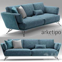 Диван Arketipo morrison sofa